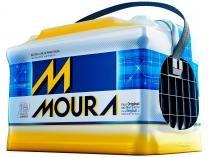 Bateria de Carro Moura 80Ah 12V Polo Positivo - 80RD