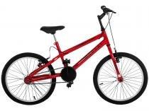 Bicicleta Infantil Aro 20 Colli Max Boy Vermelho  - Freio V-Brake