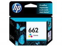 Cartucho de Tinta HP 662 Colorido Original - Original
