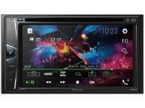 "Central Multimídia Pioneer AVH-G218BT Bluetooth - Touch 6,2"" USB"