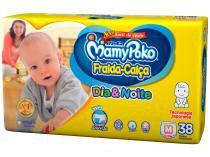 Fralda MamyPoko Dia e Noite Calça Tam. M - 7 a 10kg 38 Unidades