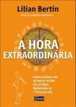 Livro - A hora extraordinária -