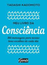 Livro - Meu livro da consciência -