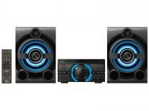 Mini System Sony Bluetooth 1600W CD Player DVD - Karaokê HDMI USB MHC-M60D