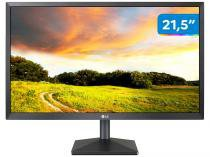 "Monitor para PC Full HD LG LED 21,5"" - 22MK400H-B"