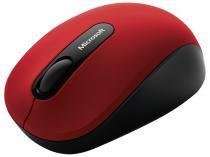 Mouse Sem Fio Óptico 1000ppm Microsoft Mobile 3600