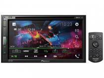 Multímidia Receiver com DVD Player AVH-A318BT - Tela LCD 6,8 Espelhamento via Cabo para Android