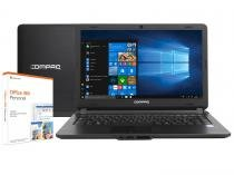 "Notebook Compaq Presario CQ-21N Intel Core i3 4GB  - SSD 120GB 14"" Windows 10"