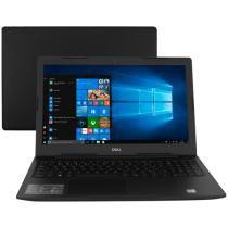 """Notebook Dell Inspiron 15 3000 3584ML1P - Intel Core i3 4GB 128GB SSD 15,6"""" HD Windows 10"""