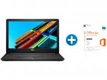 "Notebook Dell Inspiron i15-3576-A72C Intel Core i7 - 8GB 2TB LED 15,6"" + Microsoft Office 365 Personal"