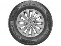 """Pneu Aro 15"""" Continental 185/65R15 88H - PowerContact 2"""