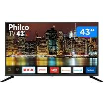 "Smart TV Full HD LED 43"" Philco PTV43G50SN - Wi-Fi 3 HDMI 2 USB"