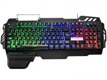 Teclado Gamer Multimídia TC210 - Warrior