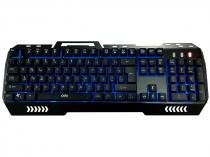 Teclado Gamer Multimídia USB Fusion TC204 - OEX