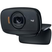 Webcam 8MP HD 720p com Microfone Embutido Logitech C525