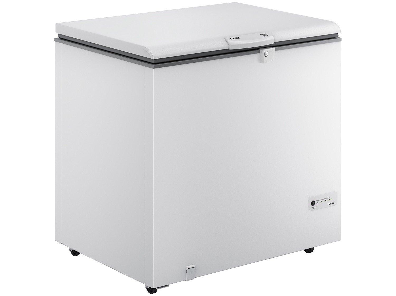 Freezer Horizontal Consul CHA31EB 1 Porta Branco - 309L - 127V