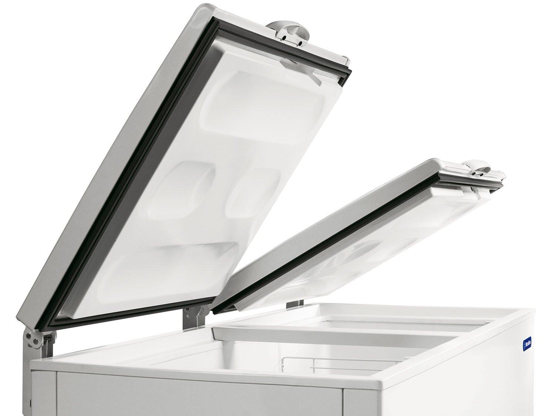 Freezer e Refrigerador Horizontal Dupla Ação 2 tampas 546 litros DA550 – Metalfrio - 220v - Branco - 3