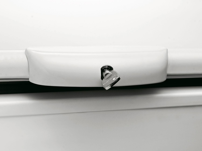 Freezer e Refrigerador Horizontal Dupla Ação 2 tampas 546 litros DA550 – Metalfrio - 220v - Branco - 9