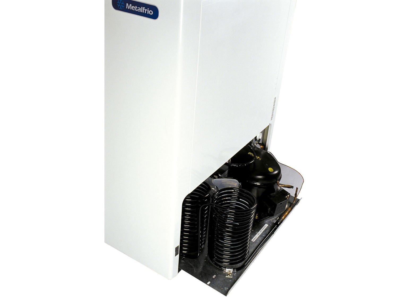 Freezer e Refrigerador Horizontal Dupla Ação 2 tampas 546 litros DA550 – Metalfrio - 220v - Branco - 12