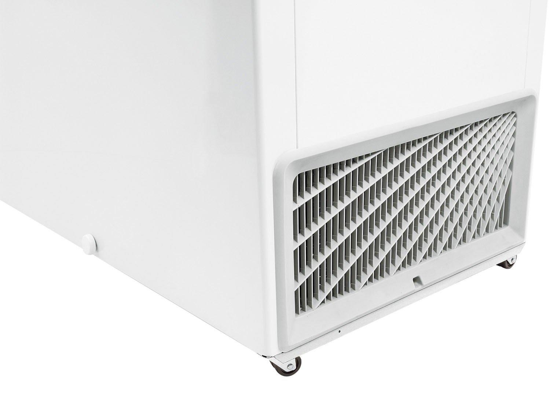 Freezer horizontal tampa de vidro para sorvetes e congelados 433 litros HF40S – Metalfrio - 110v - 12