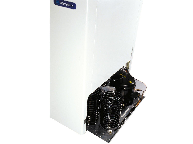 Freezer e Refrigerador Horizontal Metalfrio DA302 - 293L - 110v - 12