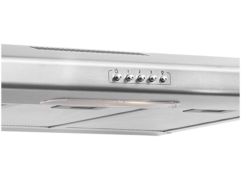 Depurador de Ar Suggar DI81IX/ DI82IX Slim Inox - 80cm - 220V - 2