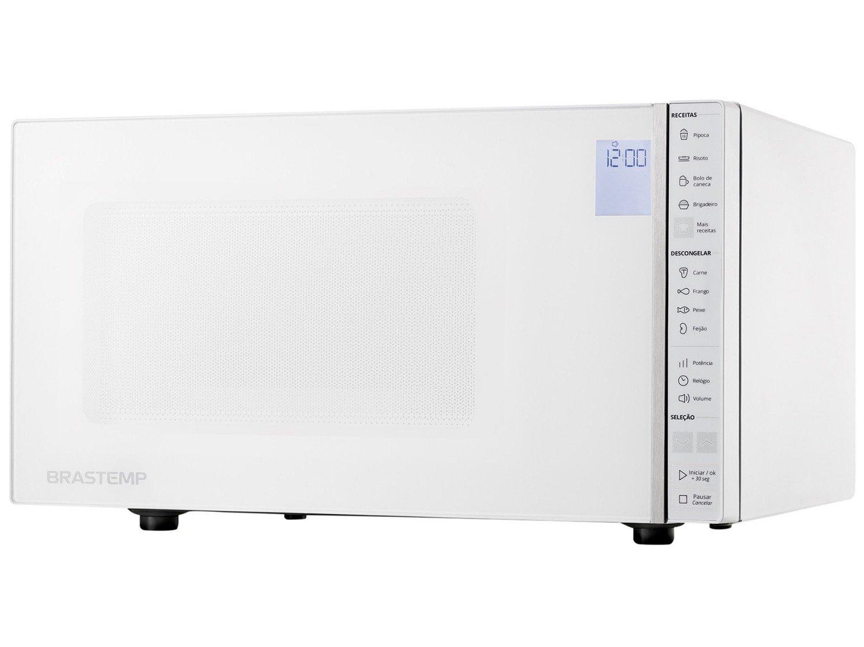 Forno de Micro-ondas Brastemp BMS45CB com Display LCD - 32 Litros - 220V