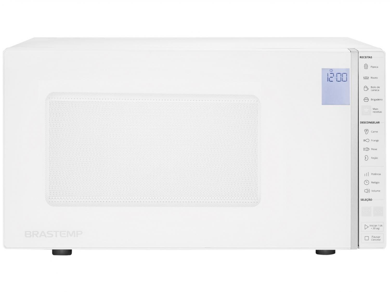Forno de Micro-ondas Brastemp BMS45CB com Display LCD - 32 Litros - 220V - 9