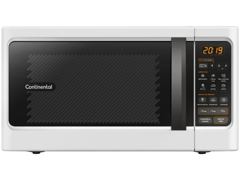 Micro-ondas Continental 34L MC34B - Branco - 110 V