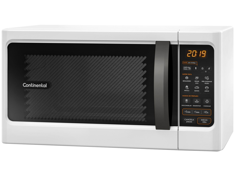 Micro-ondas Continental 34L MC34B - Branco - 110 V - 2