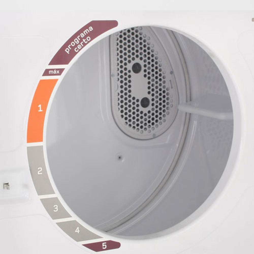Secadora de Roupas Suspensa Brastemp 10Kg - Ative! BSI10 AB 12 Programas de Secagem - 220 V - 1
