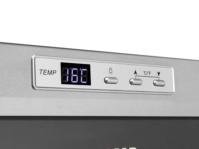 Foto 3 - Adega Climatizada Suggar 13 Garrafas Lyon - Controle Digital de Temperatura