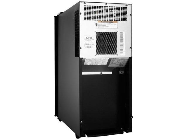 Foto 10 - Adega Climatizada Brastemp 12 Garrafas - All Black BZC12B Controle Digital de Temperatura