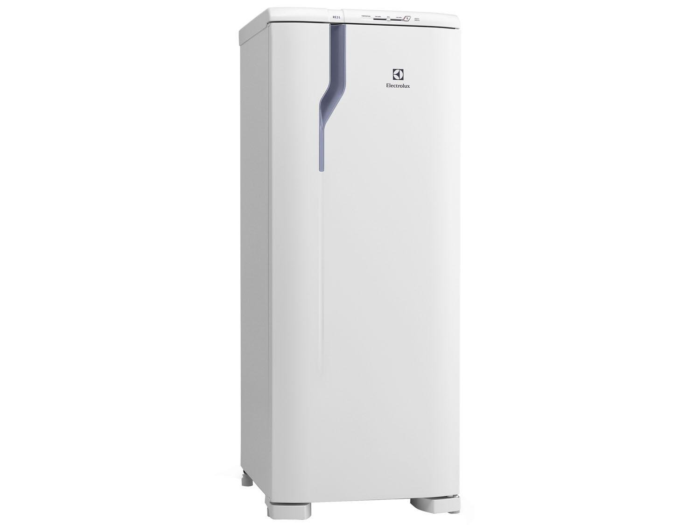 Refrigerador Electrolux Degelo Prático RE31 com Controle de Temperatura 240L- Branco - 110v