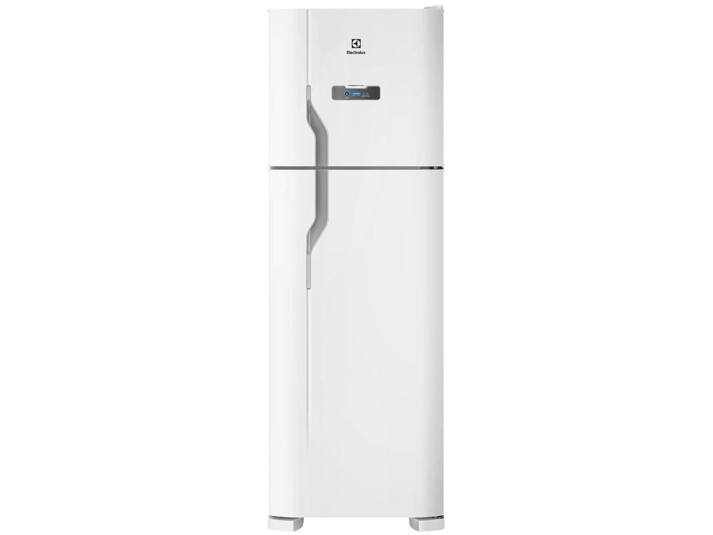 Refrigerador Electrolux DFN41 Frost Free com Painel de Controle Externo 371L - Branco - 127V