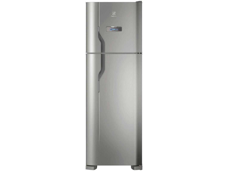 Refrigerador Electrolux DFX41 Frost Free com Turbo Congelamento 371L - Inox - 127V - 3