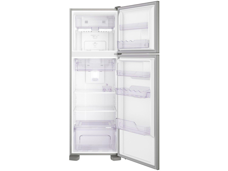 Refrigerador Electrolux DFX41 Frost Free com Turbo Congelamento 371L - Inox - 127V - 6