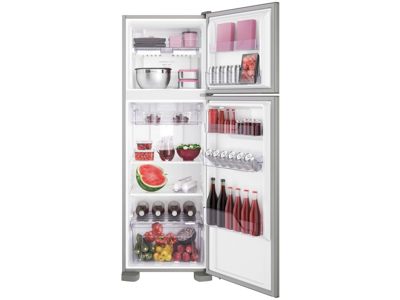Refrigerador Electrolux DFX41 Frost Free com Turbo Congelamento 371L - Inox - 127V - 9