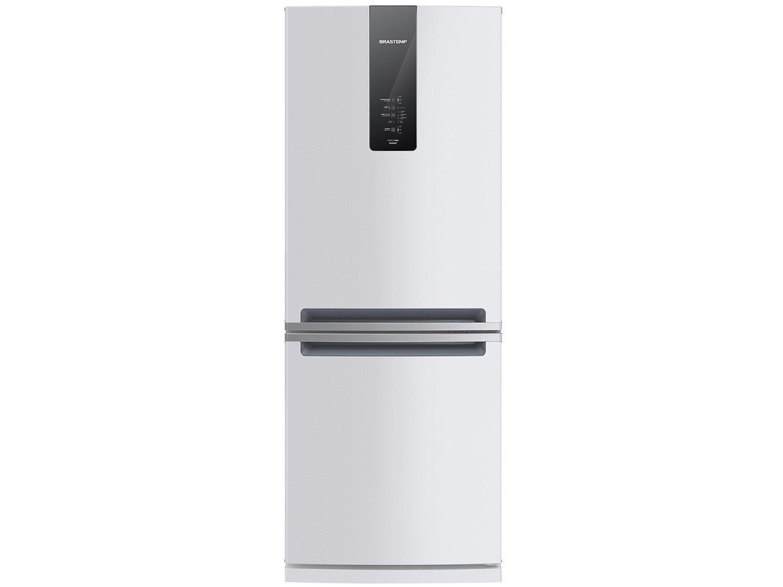 Refrigerador Brastemp Inverse BRE57AB Frost Free com Espaço Adapt 443L - Branco - 127V
