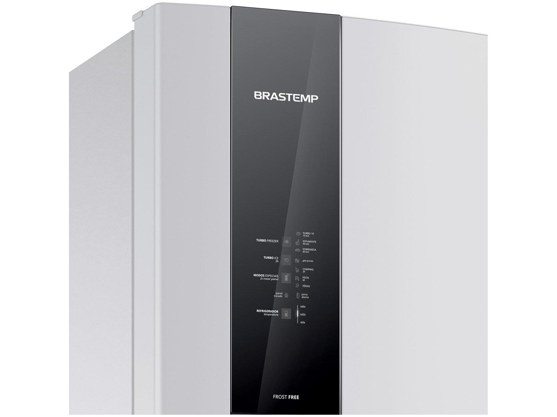 Refrigerador Brastemp BRM56AB Frost Free com Turbo Ice 462L - Branco - 220V - 12
