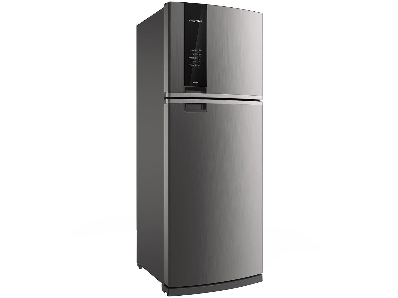 Refrigerador Brastemp BRM56AK Frost Free com Espaço Adapt 462L – Evox - 220V