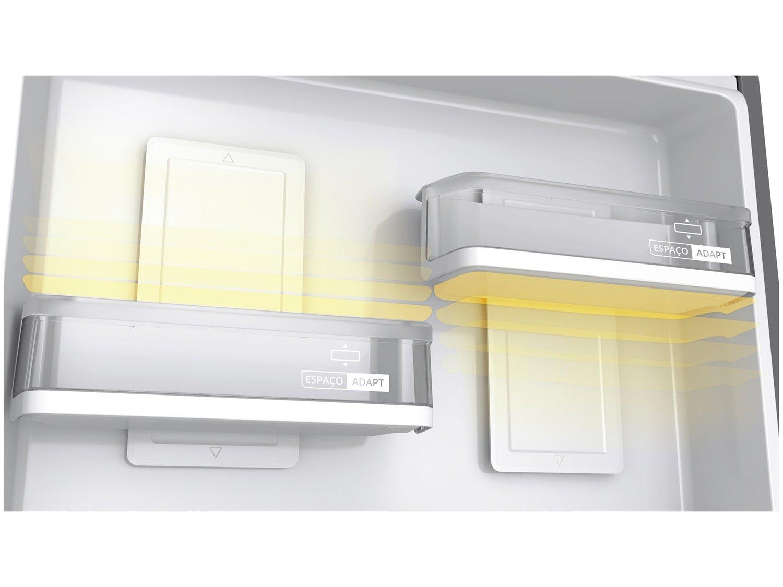 Refrigerador Brastemp BRM56AK Frost Free com Espaço Adapt 462L – Evox - 220V - 12