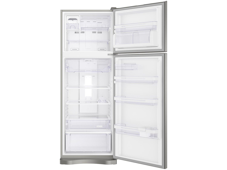 Foto 4 - Geladeira/Refrigerador Electrolux Frost Free Inox - Duplex 459L Painel Blue Touch DF54X