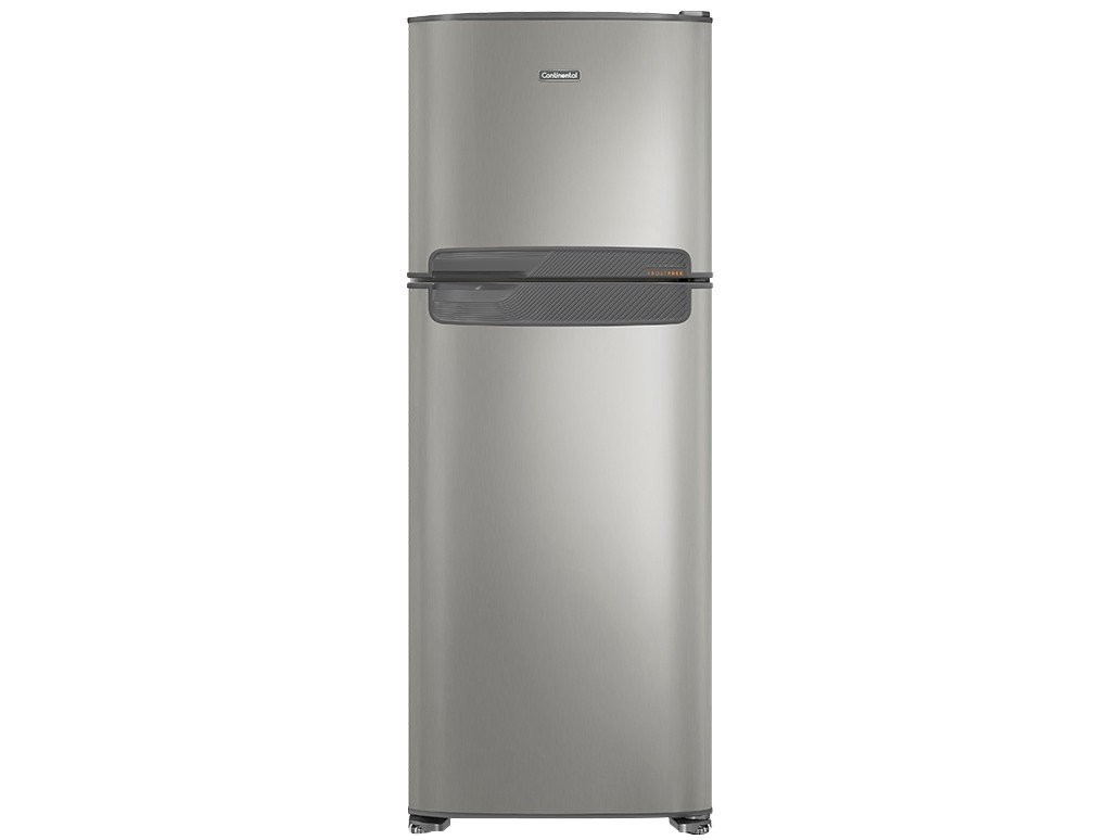 Geladeira/Refrigerador Continental - Degelo Automático Duplex Prata 472L TC56S - 220 V