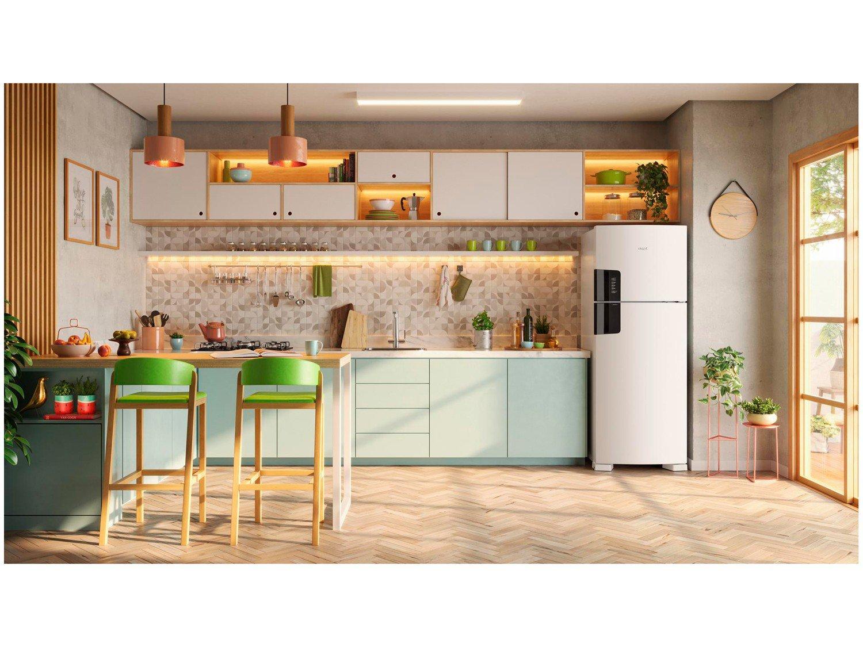 Geladeira/Refrigerador Consul Frost Free - Duplex Branco 450L CRM56HB - 110 V - 2