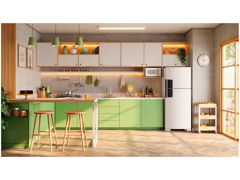 Geladeira/Refrigerador Consul Frost Free - Duplex Branco 410L CRM50HB - 220 V - 2