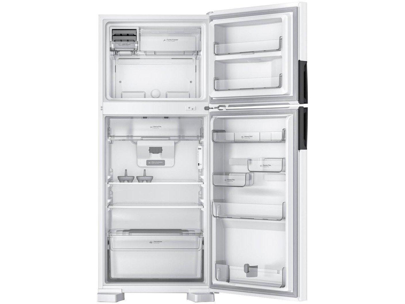 Geladeira/Refrigerador Consul Frost Free - Duplex Branco 410L CRM50HB - 220 V - 4
