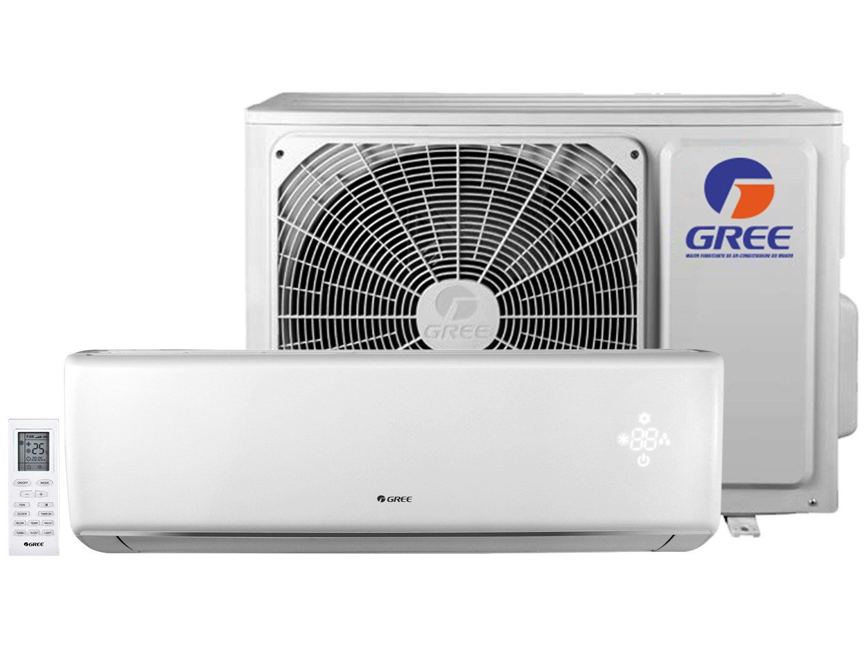 Foto 1 - Ar-condicionado Split Gree 12000 BTUs Frio - Eco Garden GWC12QC-D3NNB4A