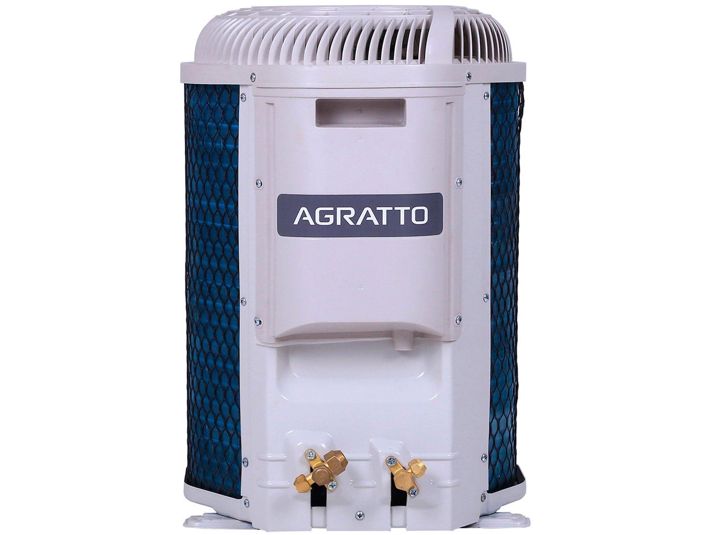 Ar-condicionado Split Agratto 12.000 BTUs Frio - ECO TOP ECST12FR4-02 8811 - 220 V - 4