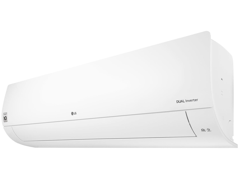 Foto 3 - Ar-condicionado Split LG 12.000 BTUs Frio - Dual Inverter S4-Q12JA3WF